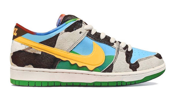 "Nike SB Dunk Low x Ben & Jerrys ""Chunky Dunky"""