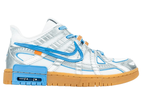 Nike Air Off-White Rubber Dunk University Blue