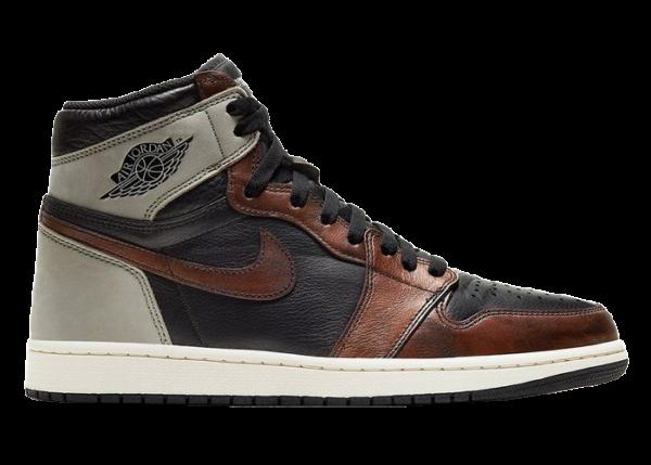 Jordan 1 Retro High Rust Shadow